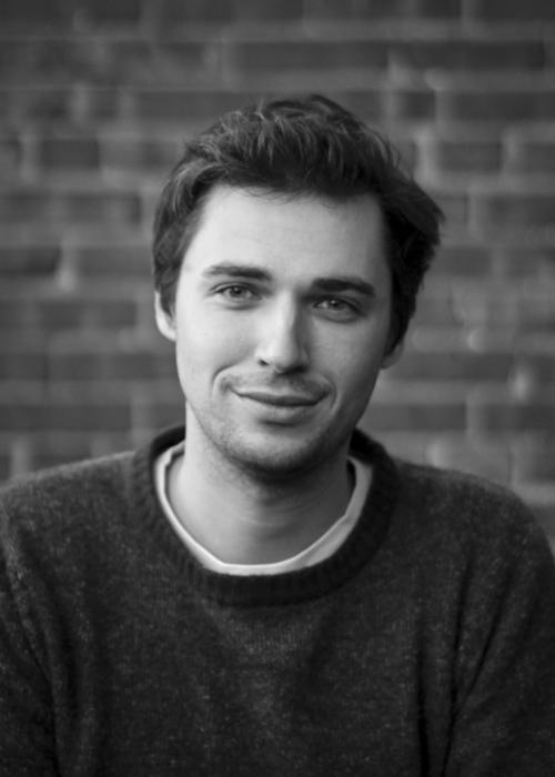 OU MFA Alumnus - David Mitchell Robinson